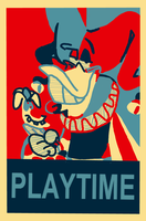 .:PLAYTIME:. by DarkwingSnark