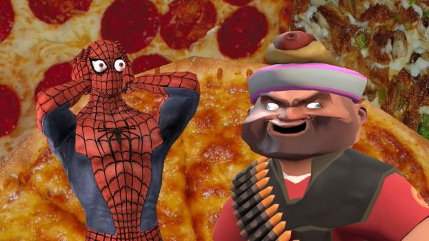 Pizza Time by TheImperialCombine