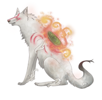 Amaterasu by Killeryume
