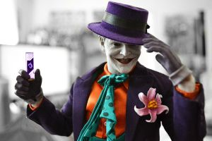 Joker, Hard-Boiled Clown by ZaEmpera
