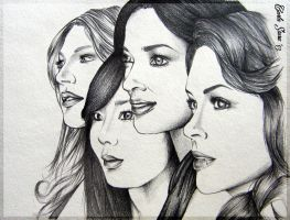 Mistresses by carly2009