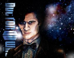Dr. Who? by LoveAllThingsIrish
