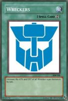 Wreckers card by Tim1995