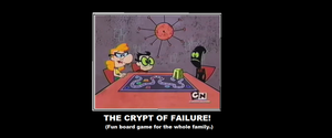 Nergal Family game night. by Smurfette123