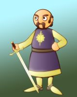 Sir Harrald the Bold by ZNECO