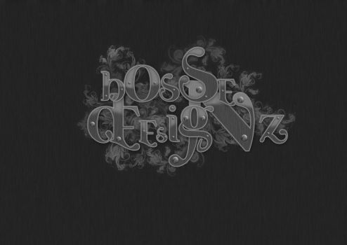 Bosse DesigNz Text ARt 03 by RaySpoint