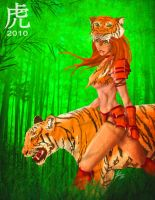 2010:Year of the Tiger by siamgxIMA