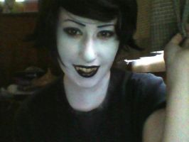 Kanaya Cosplay WIP 2 by dersitePrincess