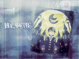 soul eater wallpaper by iamprosto