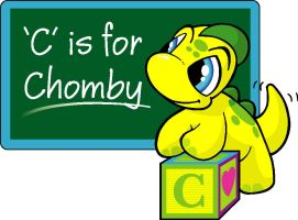 C is for Chomby by JoyKodani