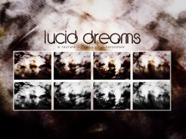 Texture Pack 2 - Lucid Dreams by soph-herondale