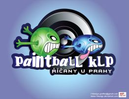 Paintball KLP-Logo by R1Design