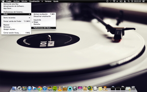 MacOS desktop August by Skatergos