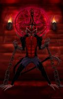 The Demon Unleashed by Anastas-C