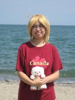 Canada cosplay 1 by Purestrongpoem