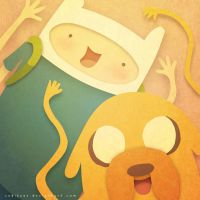 Adventure Time! by CodiBear