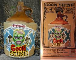 Goon Shine by JasonMas