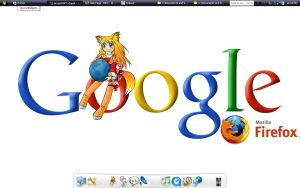 Google + Mozilla Firefox by chipsk