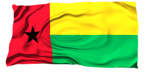 Flags of the World: Guinea-Bissau by MrAngryDog