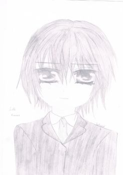 Young Kaname by lucky-cherry-cat