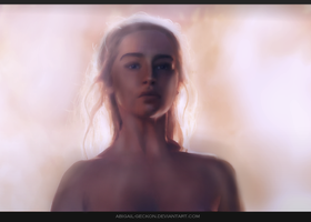 Game of Thrones: Daenerys by Abigail-Geckon