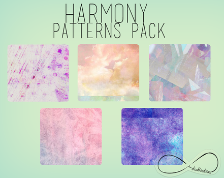 Harmony Pack de Motivos by ChizukhaEditions