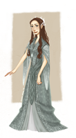 Elvenqueen by onone-chan