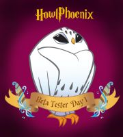 Day 1 Hedwig Pottermore by RootBeerRobot