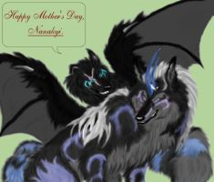 Spirit Mother's Mother's Day by NightTracker