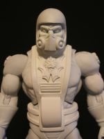 MOTUC custom Dragstor WIP 3 by masterenglish