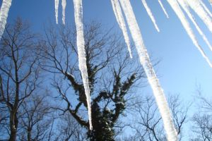Through the Icicles by Q99