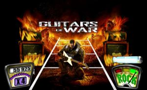 Guitars of War by negativetwo
