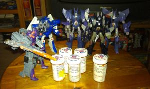 Galvatron's Discovery by ShadowApook