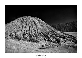 Another Part of Bromo by hirza