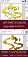 Hair coloring tutorial Part 2 by smashsweetie