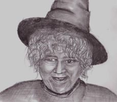 Pomona Sprout by LeahRosslyn