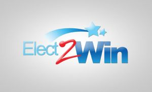 Elect 2 Win Logo by mgaber