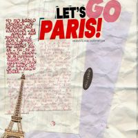 Texture LE'TS GO PARIS by sobeautifulmusic