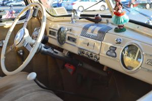 1938 Packard Eight Interior by Brooklyn47