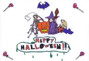 ++Happpy Halloween++ by littleprinces10