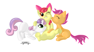 CMC friends by Shoroch
