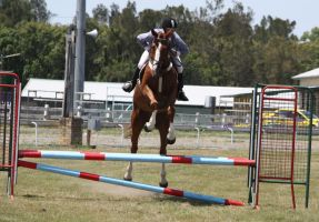 STOCK Showjumping 399 by aussiegal7