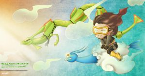Pokemon Challenge - Day 05 - Favorite Legendary by a-barbosa