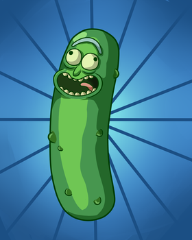 PICKLE RICK by Blues4th