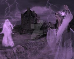 Wail of the Banshee by CelticStrm