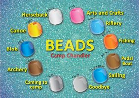 Beads Sheet for YMCA Camp Chandler by Smendez