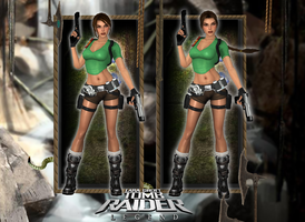[Mod] Next Gen Tomb Raider Legend Classic by isagiiirlyB