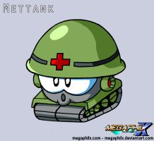MMU Enemy: Mettank by MegaPhilX