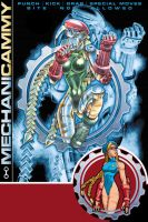 MechaniCammy by pipin