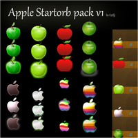 New apple start orb pack by swapnil36fg